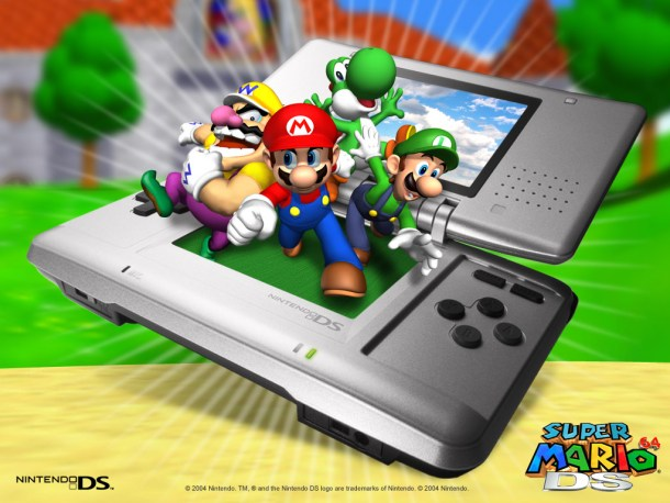 Nintendo Download | SM64 DS