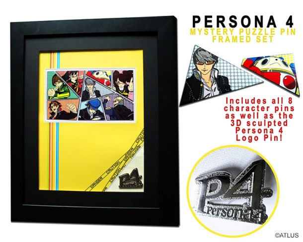 Persona 4 UDON Pins