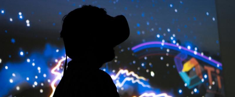 Quark VR Working with Valve on Wireless HTC Vive Prototype