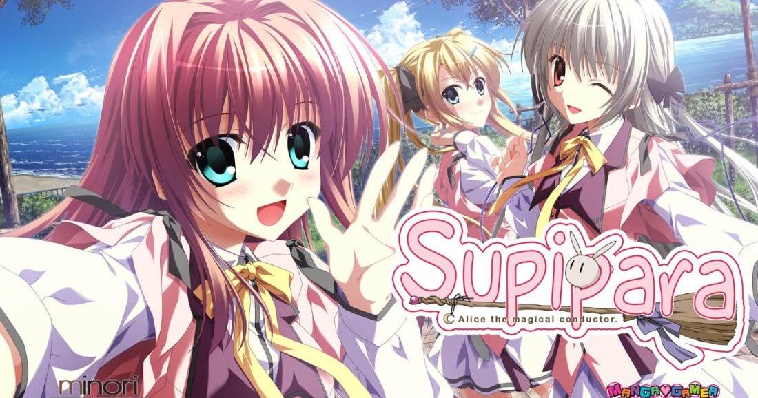MangaGamer lists goals for Supipara funding - Fuwanovel
