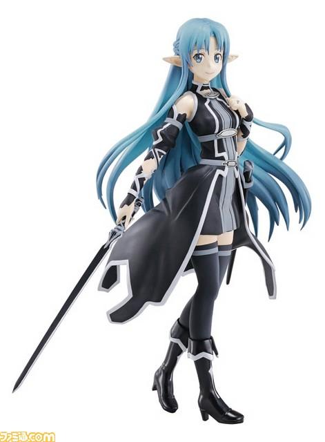 Sword Art Online | Prize Figure, Asuna (Kirito Ver.)