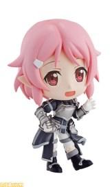 Sword Art Online | Prize Figure, Chibi Lisbeth (Kirito Ver.)