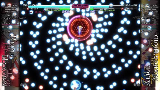 Touhou Genso Rondo: Bullet Ballet | Bullet Hell