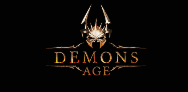 Demon's Age | Logo