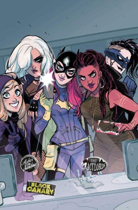 Superheroes | Batgirl and Friends