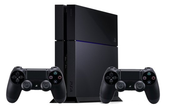 PlayStation 4, Sony, controllers