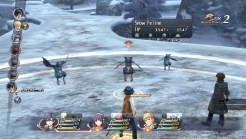 Trails of Cold Steel II | Flying Cat Battle
