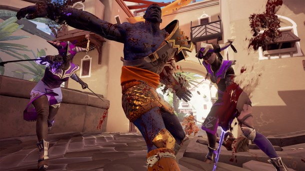 Mirage: Arcane Warfare | Action shot
