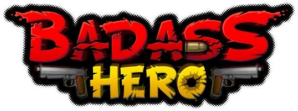 Badass Hero   Logo