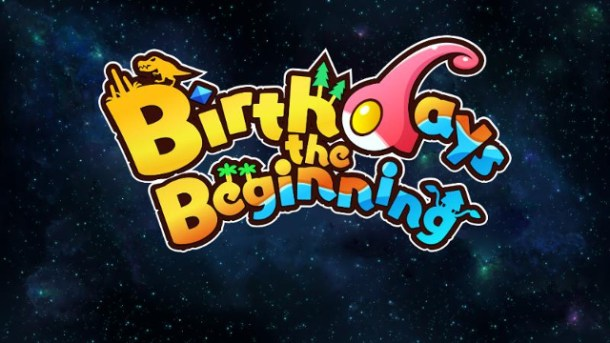 Birthdays the Beginning | Celebrate