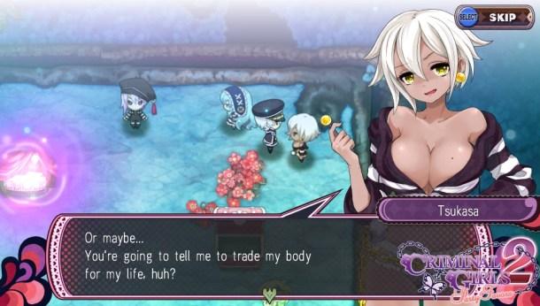 Criminal Girls 2 | Tsukasa Trade