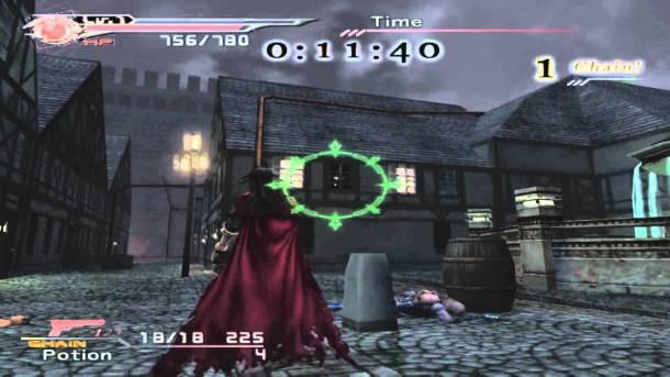Dirge of Cerberus Final Fantasy VII Screenshot 1