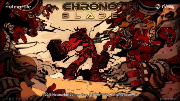 ChronoBlade | Logo