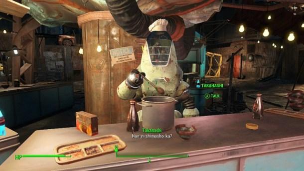 Fallout 4 from Bethesda Ramen