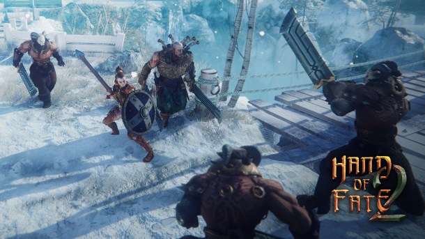 Hand of Fate 2   Icy Death