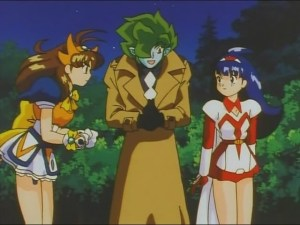 Makeruna! Makendou   Anime