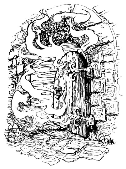 Tunnels and Trolls Kirby art