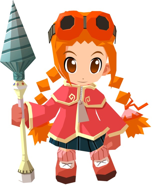Gurumin | Parin Upright