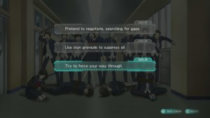 Psycho-Pass: Mandatory Happiness | Decision-Making