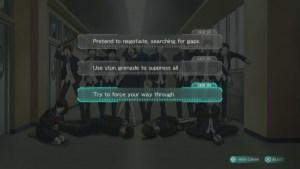 Psycho-Pass: Mandatory Happiness   Decision-Making