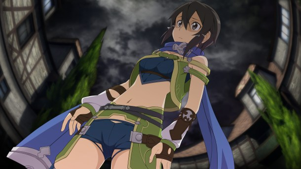 Sword Art Online: Hollow Realization | Sinon CG