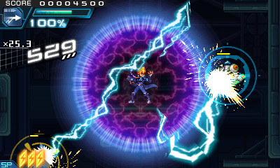 Gunvolt 2 | Electric Blast