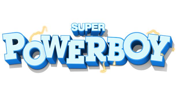 Super PowerBoy Logo