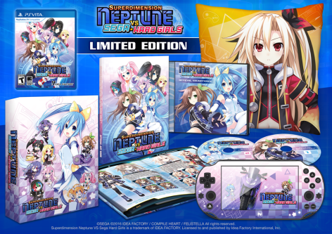 Superdimension Neptune VS Sega Hard Girls LE