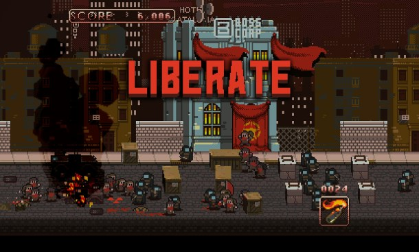 Tonight We Riot | Liberate