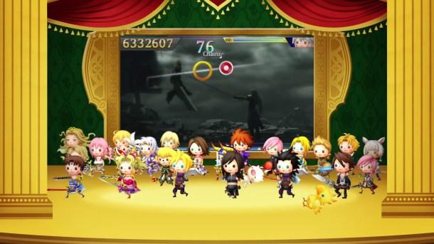 Theatrhythm Final Fantasy: Curtain Call Countdown Screenshot 2