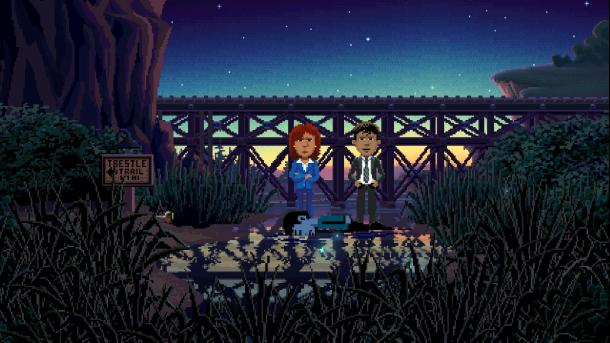 Thimbleweed Park | Murder Most Foul