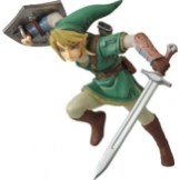 Ultra Detail Figure - Twilight Princess Link