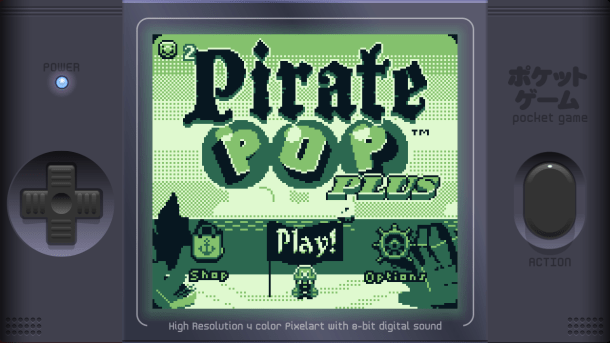 Pirate Pop Plus | Gamebro