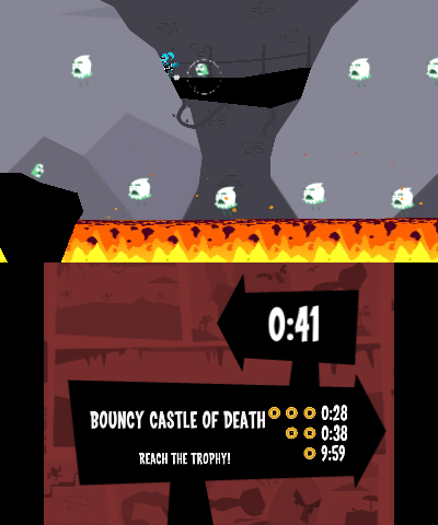 Runbow Pocket | Lava