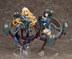 Kantai Collection | Takao and Atago Figure