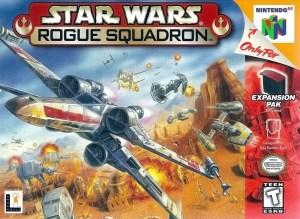Rogue Squadron | box art