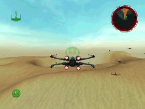 Rogue Squadron | gameplay