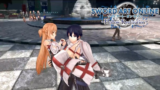Sword Art Online | Carrying