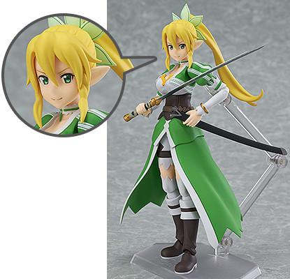 Sword Art Online | Leafa figma Grinning