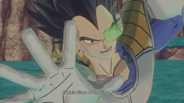 Dragon Ball Xenoverse 2 | Ginyu Vegeta
