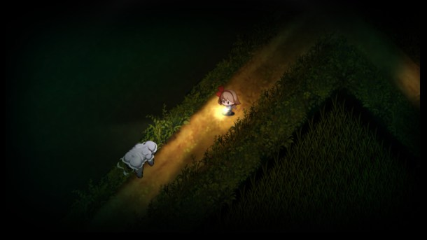 Yomawari: Night Alone | Monster Encounter