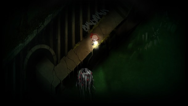 Yomawari: Night Alone | Nasty Enemies