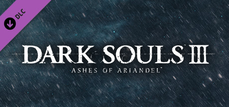 Dark Souls III Ashes of Ariandel Title Image