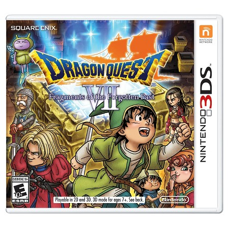 Dragon Quest VII Cover Image
