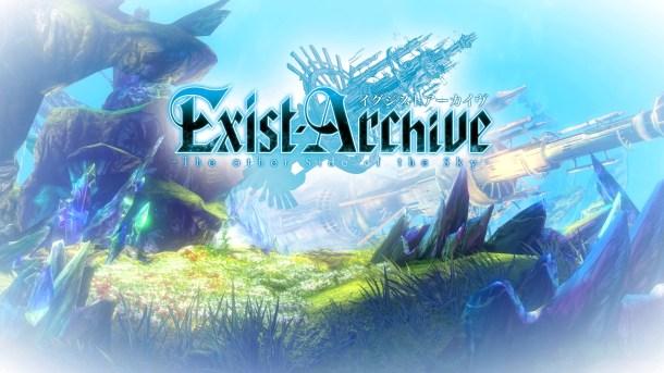 Exist Archive - Title