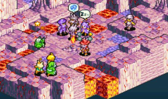 Countdown to Final Fantasy XV | Final Fantasy Tactics Advance Screenshot 1