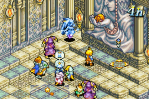 Countdown to Final Fantasy XV | Final Fantasy Tactics Advance Screenshot 2