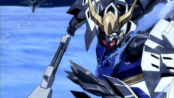 Gundam Iron Blooded Orphans | Fall