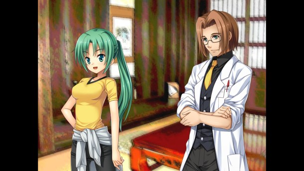 Higurashi When They Cry Hou Ch 4 | Old Friends