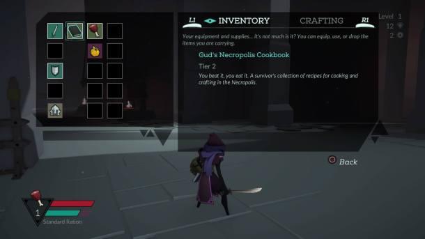 Necropolis | Inventory